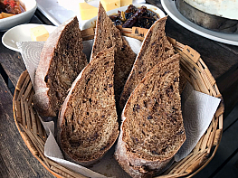 Cevizli Tahıllı Ekmek