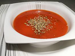 Erişteli Domates Çorbası (Ege Usulü)
