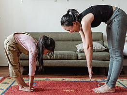 Evde Egzersiz Yaparak Formda Kalın!