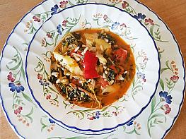 Kabaklı Semizotu Yemeği