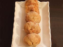 Kahvaltılık Kolay Ekmek