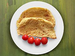 Kaşarlı Omlet