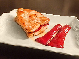 Kırmızı Biberli Soslu Tavuk