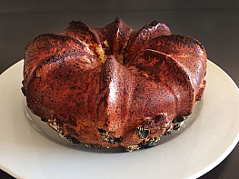 Kuru Meyveli Kek