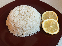 Limonlu Pilav