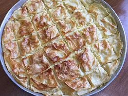 Lor Peynirli Su Böreği