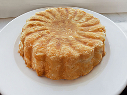 Milföyden Kek Börek