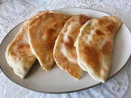 Patatesli Çiğ Börek (Çi Börek)