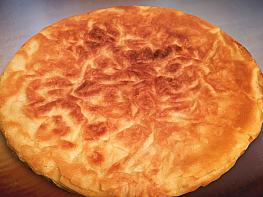 Pırasalı Tava Böreği