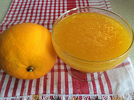 Portakal Marmelatı