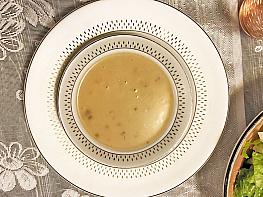 Üç Mantar Çorbası
