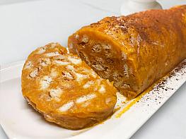 Bal Kabaklı Mozaik Pasta