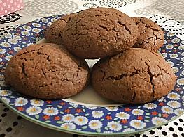 Kakaolu Fındıklı Kurabiye